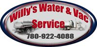 BULK WATER - Potable Water Hauling & VAC TRUCK SERVICE