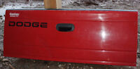 dodge and ford tailgates $50 and $40 ea