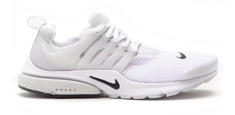 0b347809699 Nike Air Presto BR QS White Size XS S M 7 8 9 10 UK Brand New. Shepherds  Bush ...