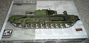 AFV Club 1/35 Churchill Mk.III AVRE