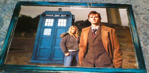 Doctor WHO - Are you a Whovian? 3 diff. hand-crafted pics