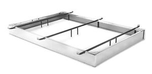 """6"""" STEEL QUEEN or DOUBLE SIZE BED BASES"""