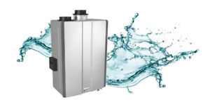 DISCOUNT TANKLESS WATER HEATER SALE