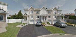Townhouse in Brossard for rent