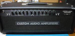 Custom Audio Amplifiers (CAA/CAE/Suhr) PT-100 Pete Thorn