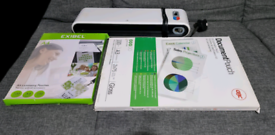 Fully working Q-Connect A3 Laminator with pouches