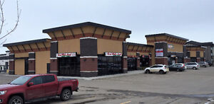 Retail / office space available for lease in Spruce Grove