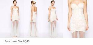 Brand new Strapless Formal / Wedding / Evening / Cocktail Dresses Strathfield Strathfield Area Preview