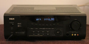 500 watt 5.1 Surround Sound Receiver – RCA RT 2280 w/optical in