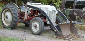 Ford N8 Tractor