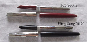 *** Vintage Fountain pens and ink ***
