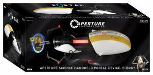 Neca Portal Aperture Science Handheld Portal Device P-Body