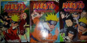 NARUTO episodes 1 to 135 ANIME PROFILES
