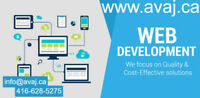 Canada's Best Website Development Company