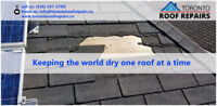 ROOF & SHINGLE REPAIR | VENT INSTALLATION | WIND DAMAGE |ROOFING