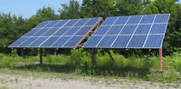 Solar alternative energy solutions