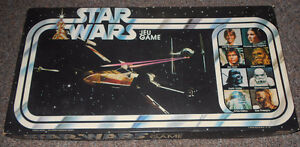 Vintage Star Wars Board Game - Escape from the Death Star