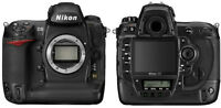 Nikon D3S Body Only - 16747 Shutter count - Mint