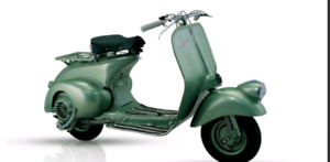 IN SEARCH FOR A VESPA