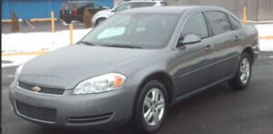 LOW KMS 2008 Chevy Impala *REDUCED*