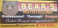 $40 Rototilling Services (306) 570-4907