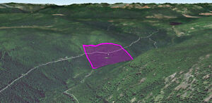 LEECH RIVER Placer Gold Property for Sale near Sooke, BC $3,500