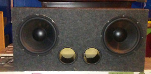 """$80 OBO 2 Subwoofers 10"""""""