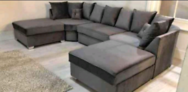 Brand New Luxury U Shape Sofa FREE DELIVERY INCLUDED 🚚