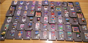 **HUGE SELECTION** NES Games and Consoles For Sale