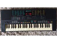 YAMAHA PSS-480 MUSIC STATION 49 KEY MIDI PORTABLE ELECTRIC DIGITAL KEYBOARD