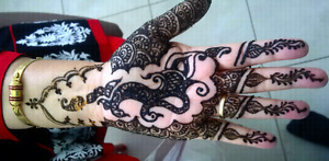 Henna /  Tattoo for All events