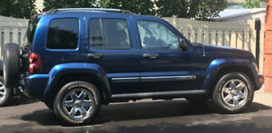 2005 Jeep Liberty Limited - 4x4