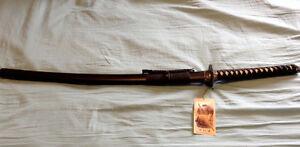 Last Samurai Katana Japanese Sword Kingston Kingston Area image 1
