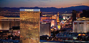 LAS VEGAS HILTON GRAND TRUMP INTERNATIONAL HOTEL 1WK $1399 STEAL