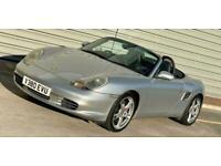 2000 Porsche Boxster 3.2 986 S 2dr Convertible Petrol Manual