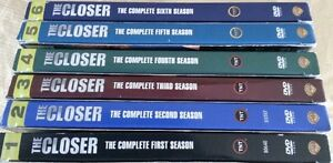 The Closer, TV series, Seasons 1-6