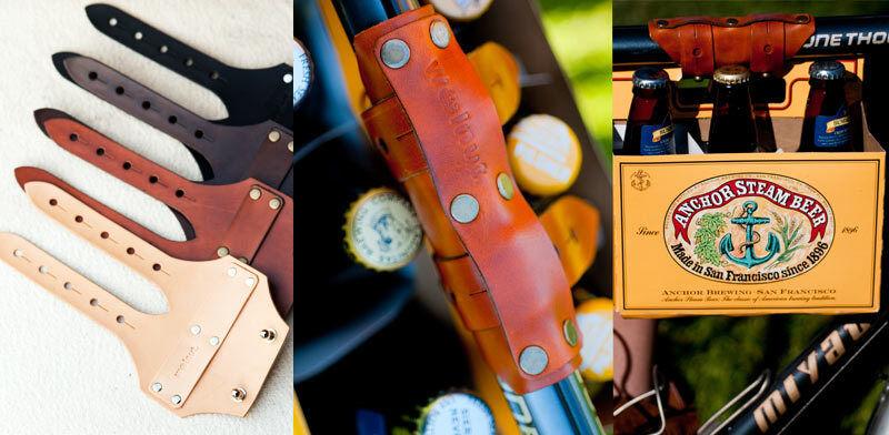 Die praktischen Riemen sind in verschiedenen Farben erhältlich. (Copyright: Erin Berzel Photography)