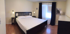 Fully Furnished One Bedroom close to Southgate LRT for rent