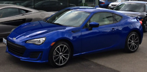 2017 Subaru BRZ 2 Door Coupe Coupe (2 door)