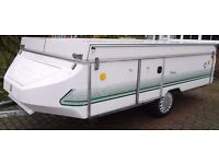 wanted conway cardinal clubman hard top camper or even american (same type hard top) (cash waiting)