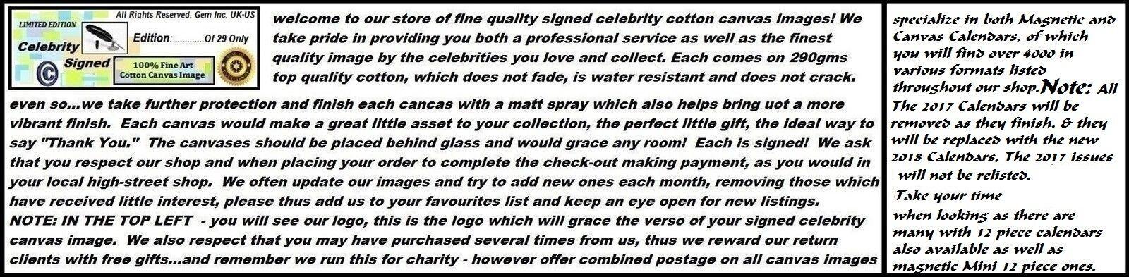 celebrity-signed