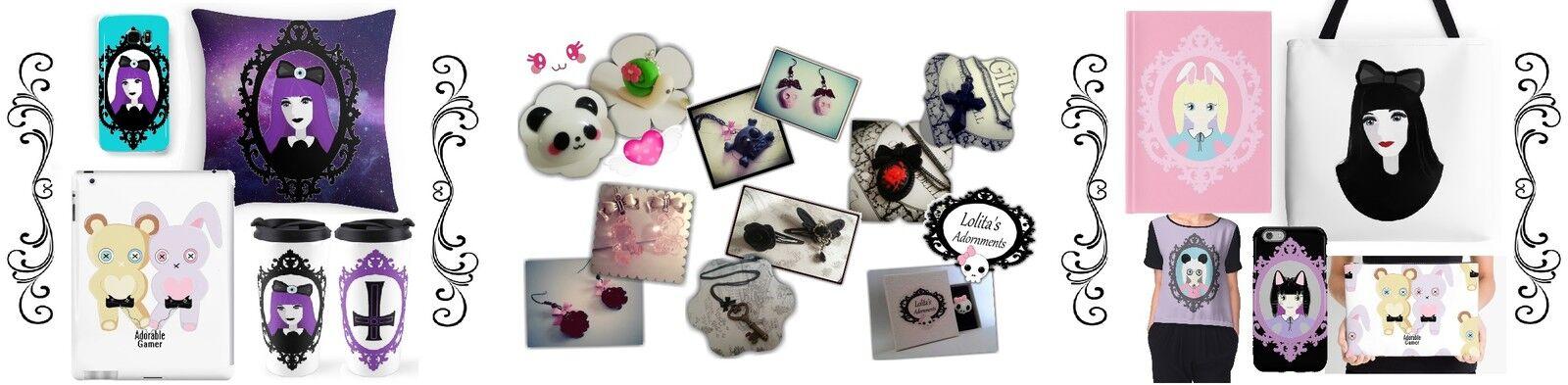 Lolita s Adornments