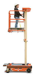 Ecolift and Liftpod LOW LEVEL ACCESS WORK PLATFORMS