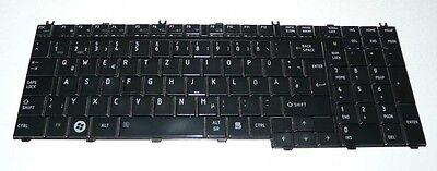 Tastatur QWERTZ Deutsch V101602AK1 GR für Toshiba A500 L500 L550 L555 P200 X200 gebraucht kaufen  Osterburken