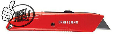 CRAFTSMAN Retractable Utility Knife *BEST DEALS IN