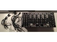 BEHRINGER VMX1000USB MIXER *IMMACULATE CONDITION*
