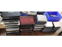 57 laptops for spares