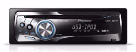 Pioneer DEH-50UB - CD Tuner with iPod Direct Control