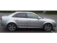 Audi A4 S/Line Limited Edition 2.0 TDI 170 BHP... WILL TAKE £3500 IF SOLD THIS WK END