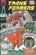 Transformers Marvel Comics